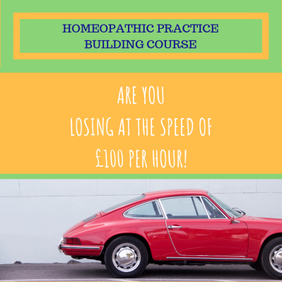 ARE YOULOSING AT THE SPEED OF £100 PER HOUR!